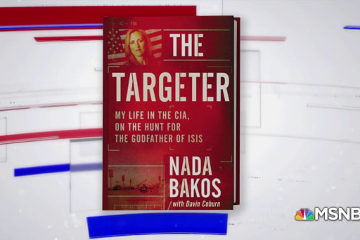 Former CIA analyst's book describes career tracking down Al-Qaeda