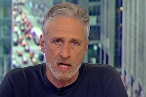 """Abomination': Jon Stewart reacts to Sen. Paul halting funding for 9/11 victims"
