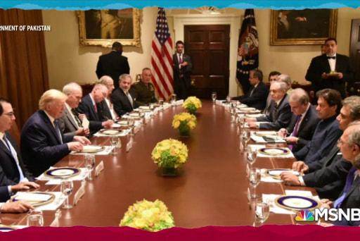 Donald Trump abdicates U.S. global leadership on human rights