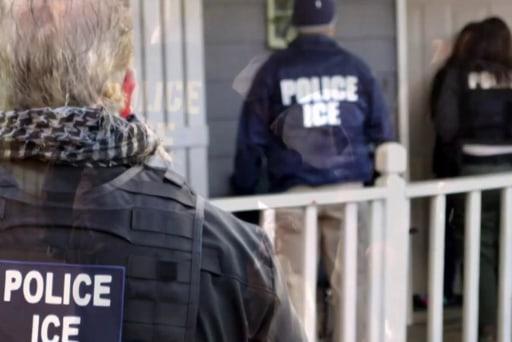 ACLU sues Trump Admin to stop mass deportation raids