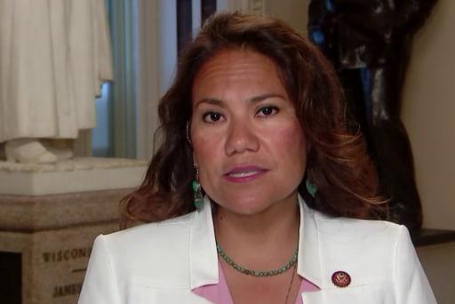 Congresswoman urges Senate to help act on border