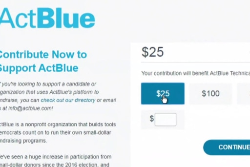 ActBlue: Inside the new way Democratic candidates are raising money
