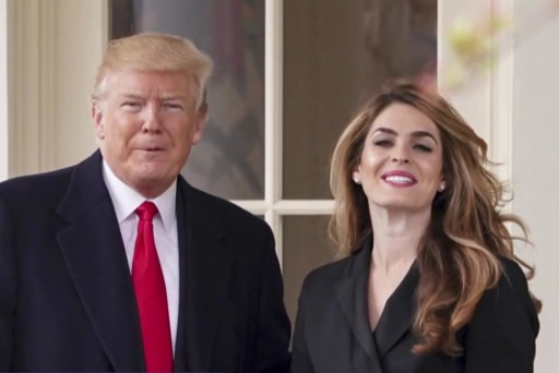 Is Hope Hicks telling the truth?