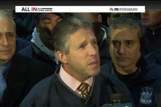 A major test for New York City's mayor