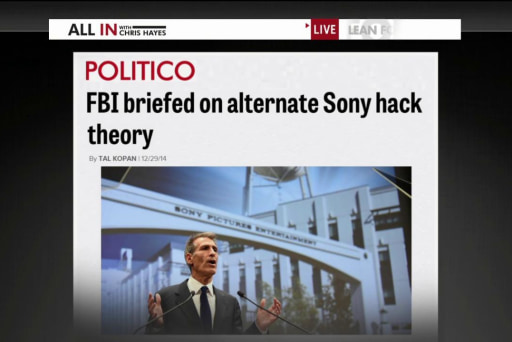 The Sony hack mystery deepens