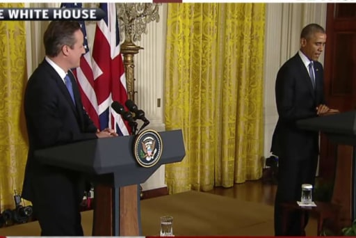 Obama: Britain is 'our indispensable partner'