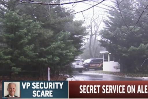 Shots fired outside Biden's Delaware home