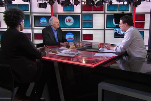 Alan Alda talks science with Steve Kornacki