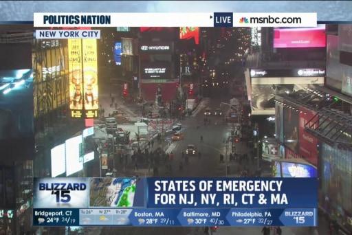 Tri-state area prepares for major snowstorm