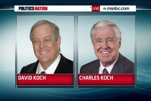 Koch brothers may spend $889M in 2016