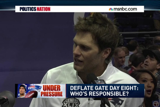 A new story in the NFL's 'Deflategate'?