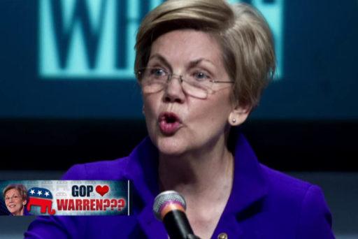 Why is the GOP in love with Sen. Warren?