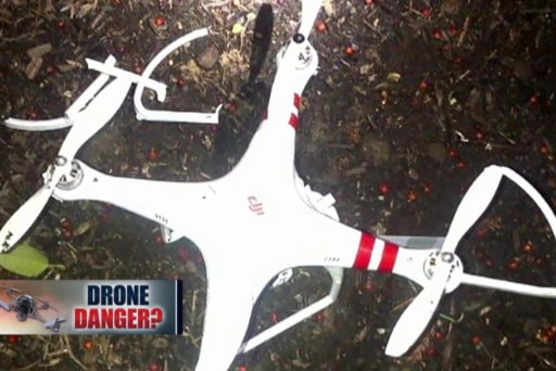 Droning in America