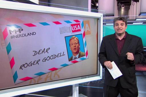 Dave Zirin: Roger Goodell needs to resign