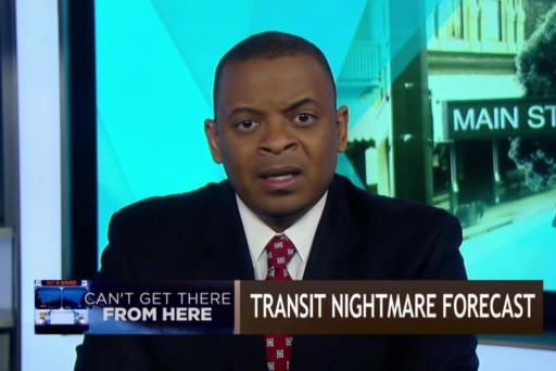 DOT predicts dark future for transportation