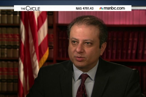 Bharara on corruption in Albany