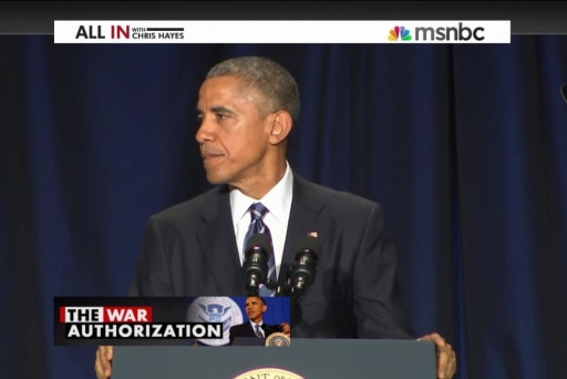 Obama to ask Congress for war authorization