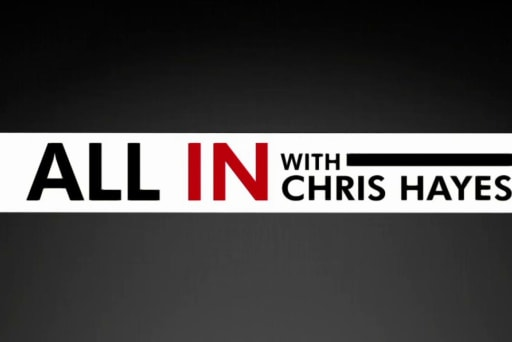 Tonight on All In - February 11th, 2015