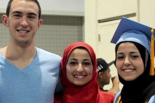 Vigil follows murder of Muslim-American...