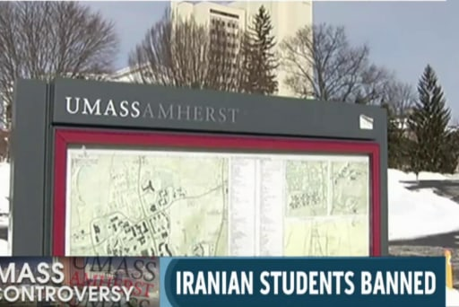 College bans Iranian nationals from some...