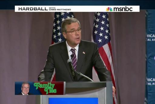 Jeb Bush: 'I am my own man'
