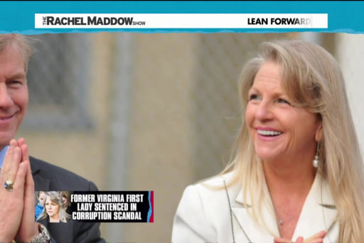 Maureen McDonnell sentenced to year and a day
