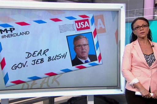 Is Jeb Bush really his 'own man'?
