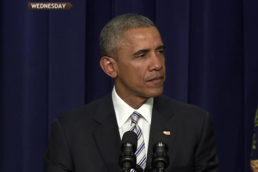 Obama: We're 'not at war with Islam'