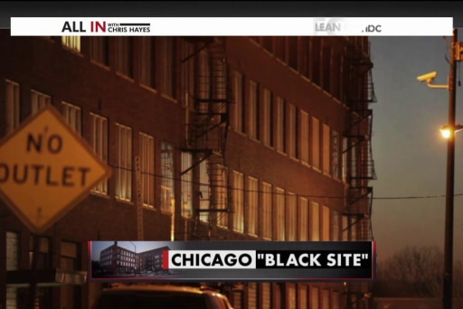 Chicago police site comes under scrutiny