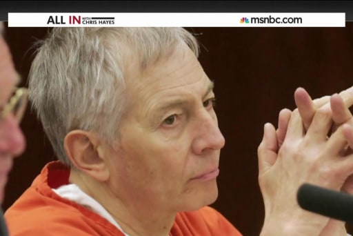 Robert Durst revelation