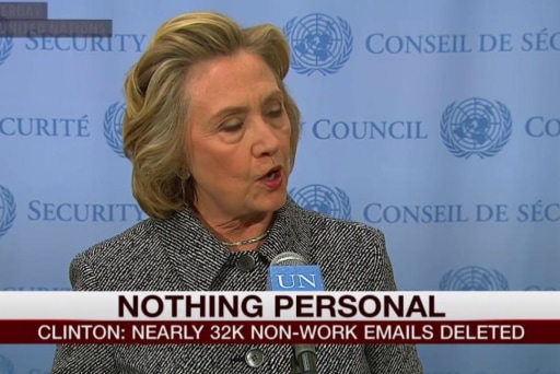 What Hillary can and can't do with...