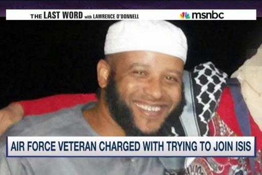 US veteran charged with trying to join ISIS