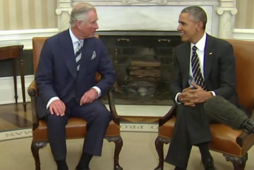 Inside Prince Charles, Camilla's DC tour