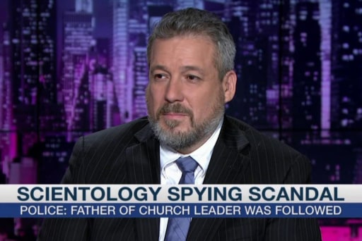 More allegations against the Church of...