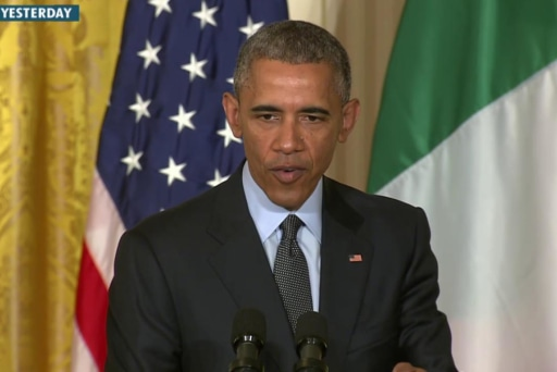 Obama blasts Senate over stalled Lynch vote