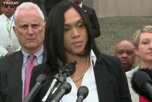 Marilyn Mosby emerges into national spotlight