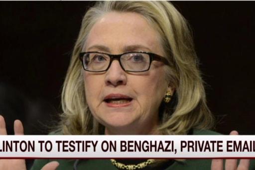 'Secretary Clinton has a whole lot to...