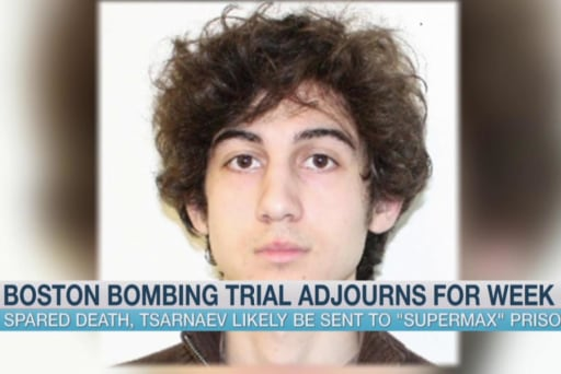 Tsarnaev's defense make case for supermax...
