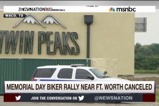 Waco shopping plaza reopens after biker brawl