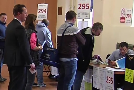 Historic marriage equality vote in Ireland