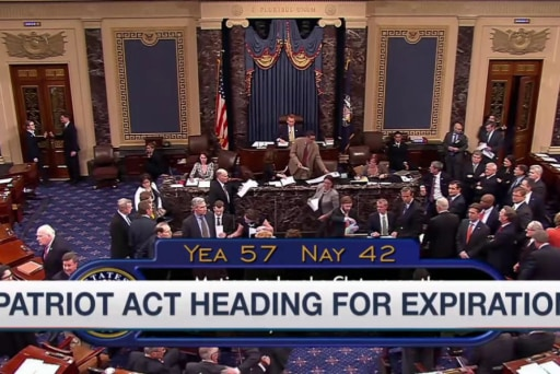 Immediate future of Patriot Act in doubt