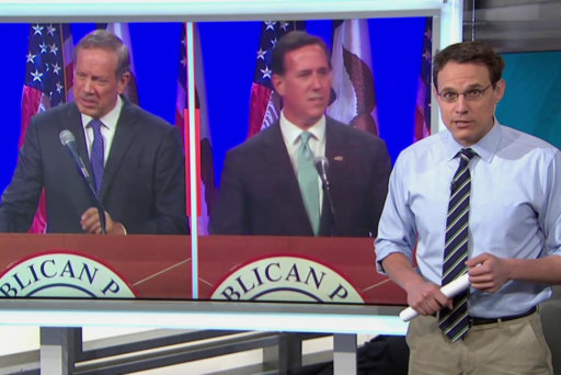 Will any GOP candidates be spoiler this year?