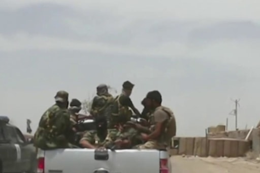 Iraqi forces aim to reclaim Anbar province