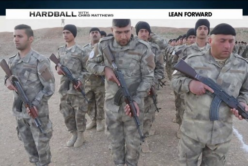 Taking the fight to ISIS