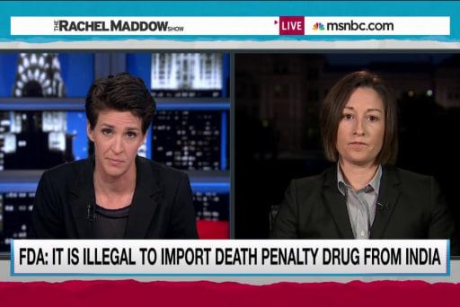 Nebraska seeks smuggled execution drugs