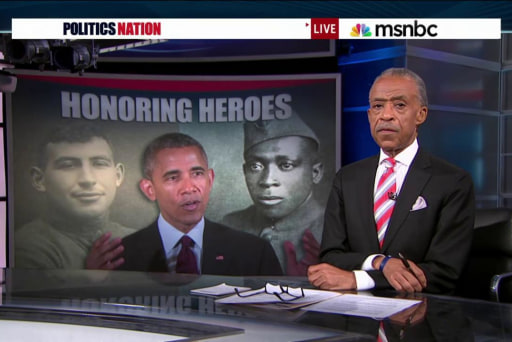 Pres. Obama awards Medal of Honor to WWI vets