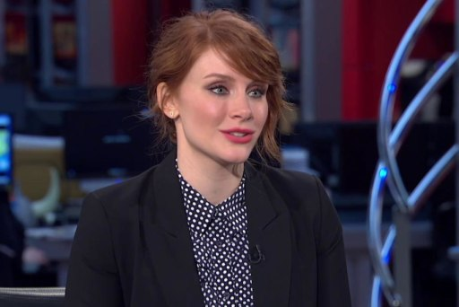 Howard: Greed goes wrong in 'Jurassic World'