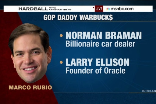 Who are the GOP's big money men?