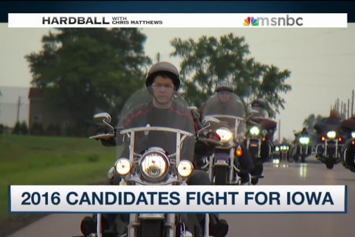 The fight for Iowa among Republicans