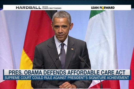Saving Obamacare